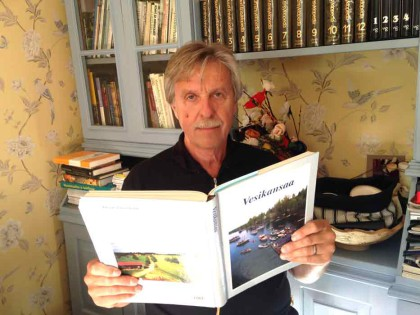 Luin kirjan: Vesikansaa