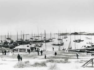 VIIKON 47 KYSYMYS: Mistä satamasta kuva on?