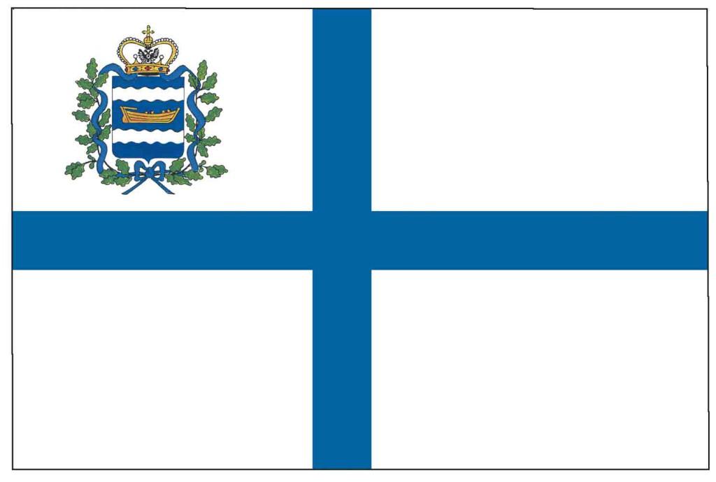 NJK:n lippu vuosina 1861-1900