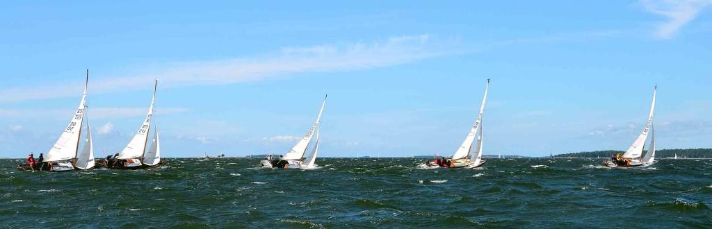 Kansanveneiden kolme ensimmäistä palkintoa meni Viroon.