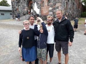 """Kuutonen Wire voitti """"Jasun halssi"""" -kiertopalkinnon"""