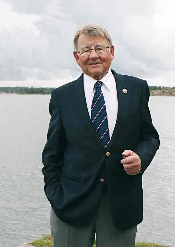 Ilpo Kauhanen on urakoinut kansien väliin merkittäviä osia suomalaisesta veneenrakennuksesta.