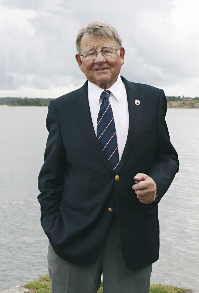 Ilpo Kauhanen vuonna 2012 Suomenlinnassa.