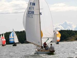 Kesän 2017 klassikkotuloksia – Hai-veneiden Suomen mestaruus