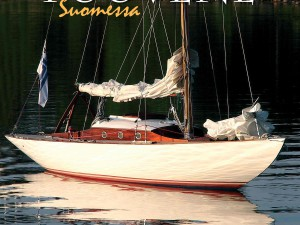 KIRJA: Puuvene Suomessa lahjaksi ystävälle, puolisolle tai itsellesi vain 24 euroa