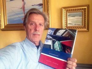 Luin kirjan: Blue Marlinin uudelleensyntyminen