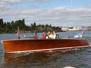 VIIKON 45 KYSYMYS: Mikä vene?