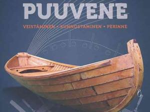 KIRJA: Puuvene – Veistäminen, kunnostaminen, perinne