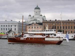 VIIKON 11 KYSYMYS: Mikä vene on kyseessä?