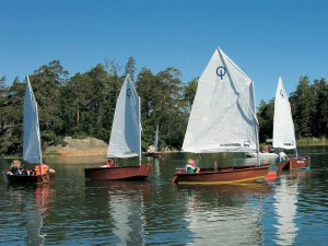 VIIKON 22 KYSYMYS: Mikä veneluokka ja kuka on suunnittelija?